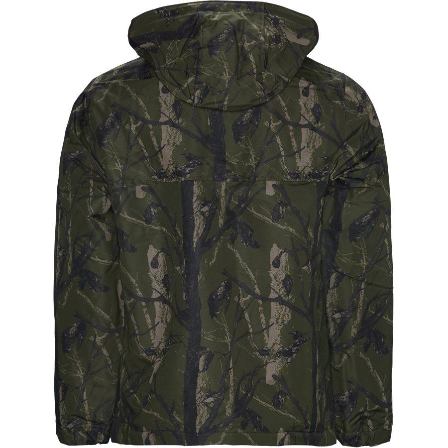 NIMBUS PULLOVER I027639 - Nimbus Pullover Jacket - Jakker - Regular - CAMO GREEN - 2